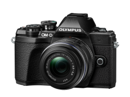 Olympus OM-D E-M10 Mark III Black Kit ED 14-42mm II R