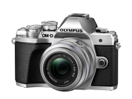 Olympus OM-D E-M10 Mark III Silver Kit ED 14-42mm II R