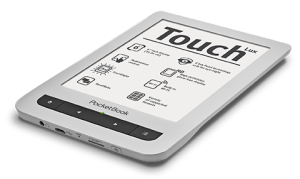 Pocketbook Touch Lux 4 silver