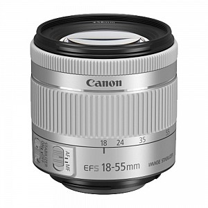 Canon EF-S 18-55mm f/3.5-5.6 IS STM silver (Συσκευασία bulk)