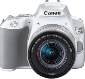 Canon EOS 250D Kit EF-S 18-55mm IS STM White