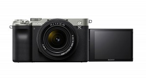 Sony Alpha 7C Kit SEL 28-60mm Silver