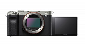 Sony Alpha 7C Body Silver