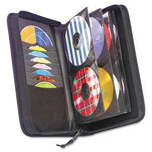Case Logic CDK40 CD/DVD case