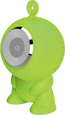 Conceptronic Wireless waterproof Bluetooth Speaker green