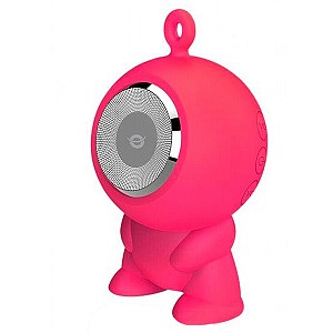 Conceptronic Wireless waterproof Bluetooth Speaker pink