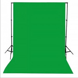 Jinbei Chromakey Green Cloth 3x3m