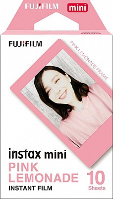 Fujifilm Instax Film mini pink lemonade