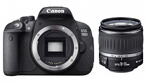 Canon EOS 700D Kit EF-S 18-55mm f/3.5-5.6 DC III