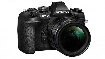 Olympus OM-D E-M1 Mark II Black Body + EZ-M 12-40mm PRO + Πενταετής Εγγύηση
