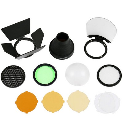 Godox AKR1 - Accessory Kit for H200R Round Flash Head