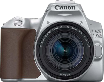 Canon EOS 250D Kit EF-S 18-55mm IS STM Silver