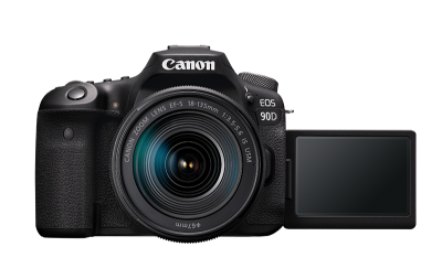 Canon EOS 90D Body Kit EF-S 18-135mm IS Nano USM