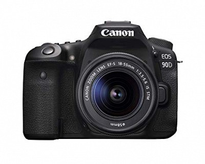 Canon EOS 90D Body Kit EF-S 18-55mm IS STM