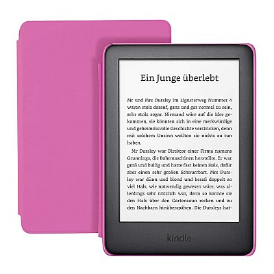 Kindle Kids Edition 2019 black/pink