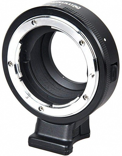 Commlite lens adapter Nikon NF to MFT