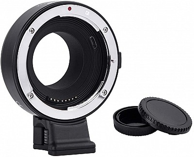 Commlite lens adapter Canon EF to Fujifilm FX