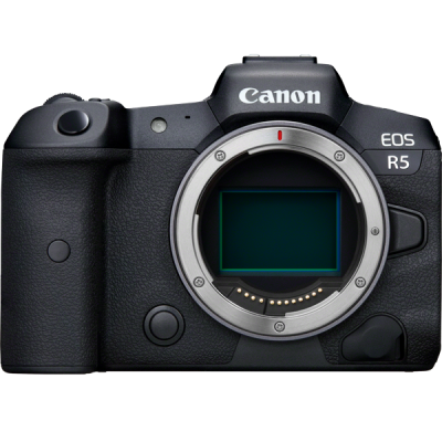 Canon EOS R5 5GHz body