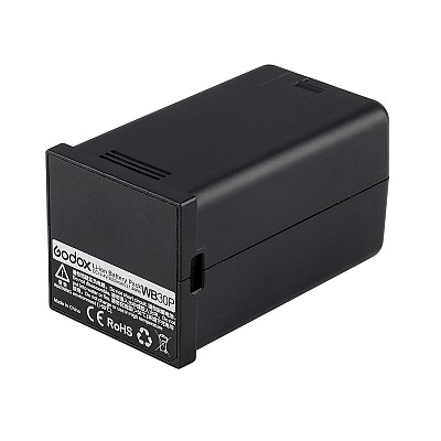 Godox WB30P lithium battery for AD300Pro/AD200Pro/AD200