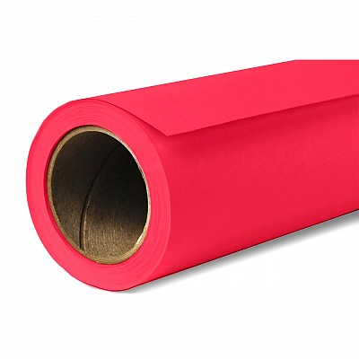 E-Image Background Paper 2.72x10m Scarlet Red