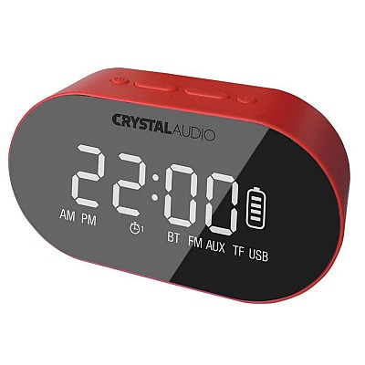 Crystal Audio BTC1R BT red