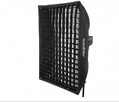 Godox SBUSW9090 Softbox Bowens Mount & Grid