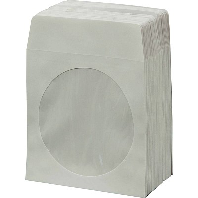 Pro Sleeve cd/dvd 100 paper cases