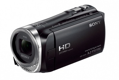 Sony HDR-CX 450