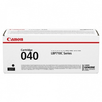 Canon Toner Cartridge 040BK Black