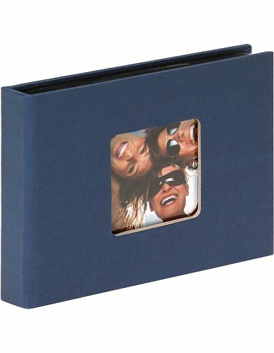 Walther Fun Mini Album blue 10x15 - 36 photos