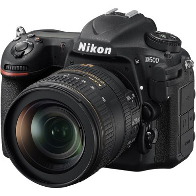 Nikon D500 Kit 16-80mm f/2.8-4 ED VR