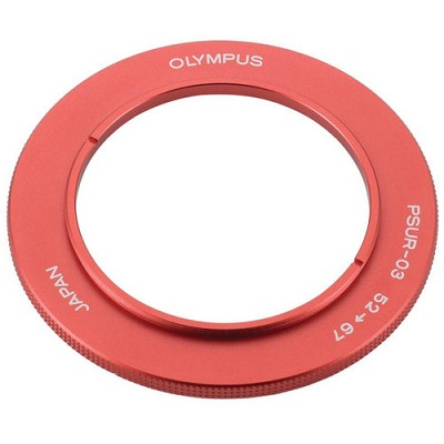 Olympus PSUR-03 52-67mm Step Up Ring