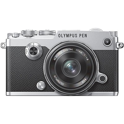 Olympus PEN-F Kit 17mm f/1.8 Silver