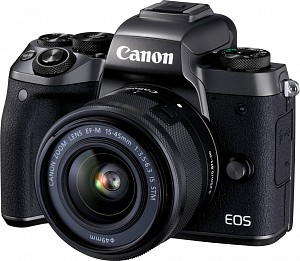 Canon EOS M5 Kit 15-45mm IS STM