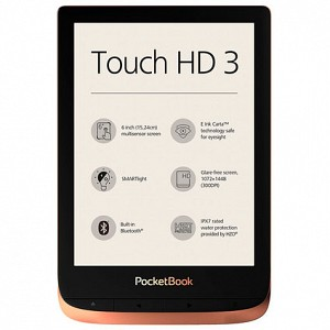 Pocketbook Touch HD3 spicy copper