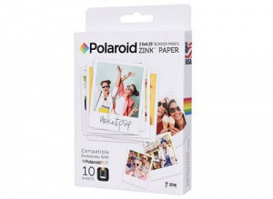 Polaroid Zink Photo Paper 3x4 (10 pack)