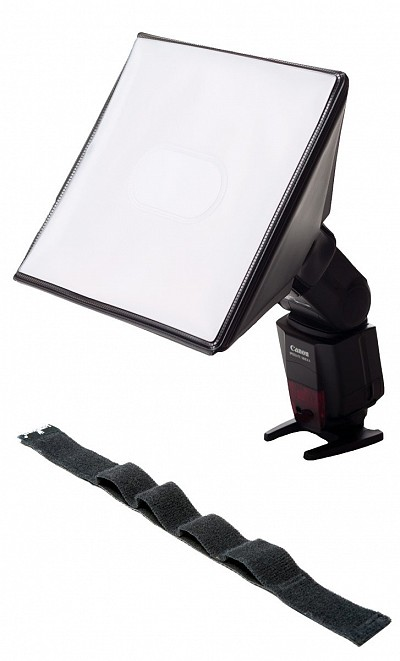 LumiQuest Softbox III with 1x Ultrastrap